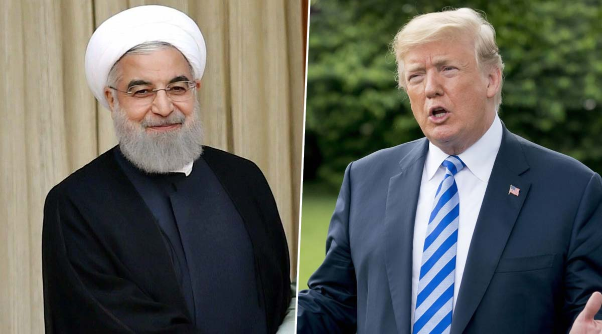 Iranian President Hassan Rouhani Reminds America of 'Number 290' & IR655 After US President Donald Trump Threatens of Attacking 52 Targets in Islamic Republic