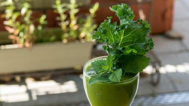 National Green Juice Day 2020: 5 Reasons Why You Should Drink Green Juice For Good Health