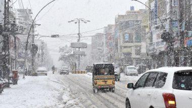 Pakistan: Heavy Snowfall, Rain Claim Nearly 75 Lives