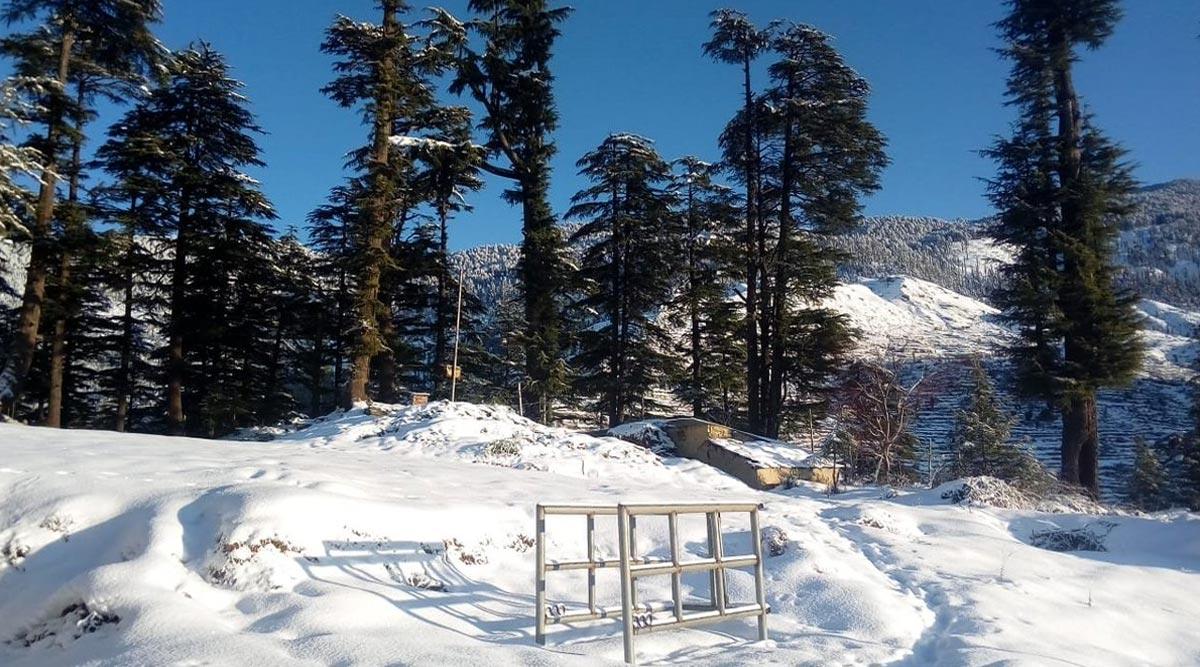 Himachal Pradesh: Tourist Destinations Record Sub Zero Temperatures, Keylong in Lahaul-Spiti Shivers at -15 Degree Celsius