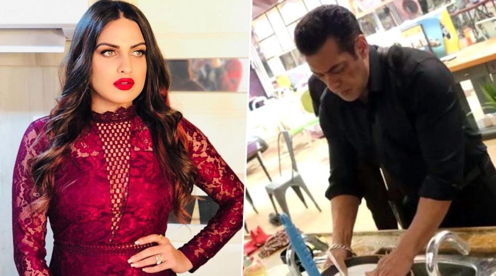 Bigg Boss 13: Himanshi Khurana Reacts On Her Video Mocking Salman Khan - Read Tweets