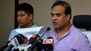 Assam Expects 300 More Cases of COVID-19 With Arrival of  60,000 People Coming to State, Says Himanta Biswa Sarma