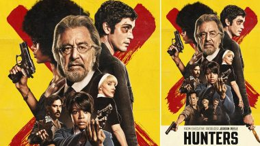 Hunters Trailer: Al Pacino Leads a Team to Take Down the Nazis of New York in His Debut Web-Series (Watch Video)