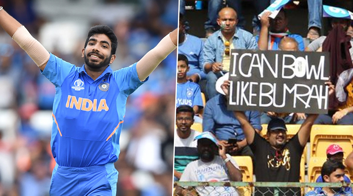 ICC Asks Proof From Fan Who Claims to Bowl Like Jasprit Bumrah, Netizens Join In Trolling The Overconfident Spectator!