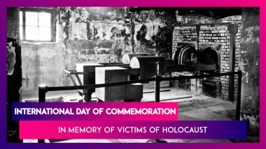 International Day Of Commemoration In Memory Of Victims Of Holocaust: Facts & Shocking Statistics