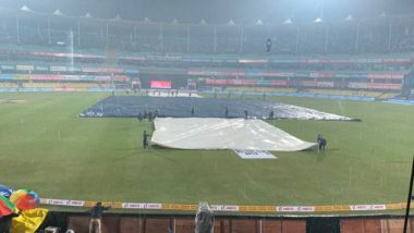 India vs Sri Lanka 1st T20I 2020 Called Off Due to Damp Pitch