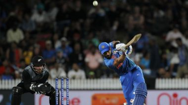 IND vs NZ 3rd T20I 2020: New Zealand Fan Chanting 'Bharat Mata Ki Jai' Goes Viral on Social Media