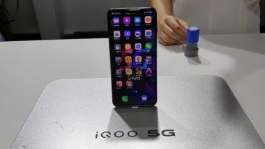 Vivo's iQOO Sub-brand To Launch 5G Gaming Smartphone With Snapdragon 865 Chipset Next Month