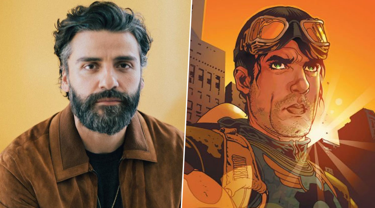 The Great Machine: Oscar Isaac to Star in the Film Based on Ex Machina Comic