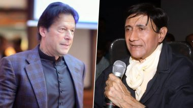 Pakistan Prime Minister Imran Khan Admits He Was Asked to Work in a Bollywood Film by Dev Anand