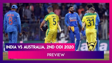 IND vs AUS, 2nd ODI 2020 Preview: India Look To Bounce Back, Australia Eye Series Win