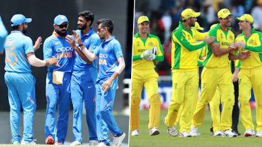 India vs Australia Highlights on Facebook: FB Partners Sony to Stream Exclusive Content from IND vs AUS 2020-21 Bilateral Series