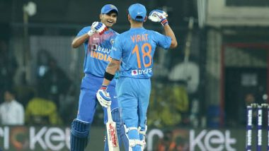 IND vs SL 2nd T20I 2020: Twitter Lauds Virat Kohli and Co for Brilliant Display Against Sri Lanka in Indore