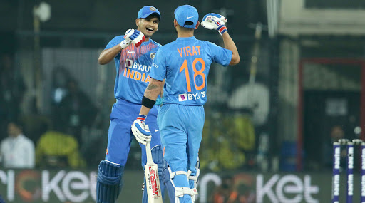 IND vs SL 2nd T20I 2020: Twitter Lauds Virat Kohli and Co for Brilliant Display Against Sri Lanka in Indore