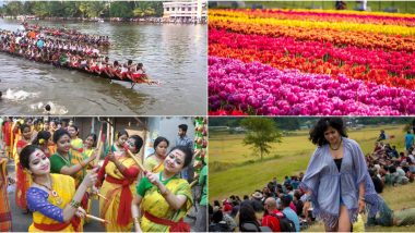 Indian Events & Festivals Calendar 2020: Know Dates of Champakulam Moolam Boat Race, Jaipur Literature Festival, Kala Ghoda & Other Events