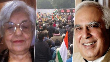 PFI Link With Anti-CAA Protests: Indira Jaising, Kapil Sibal Quash Allegations of Receiving Money From Popular Front of India
