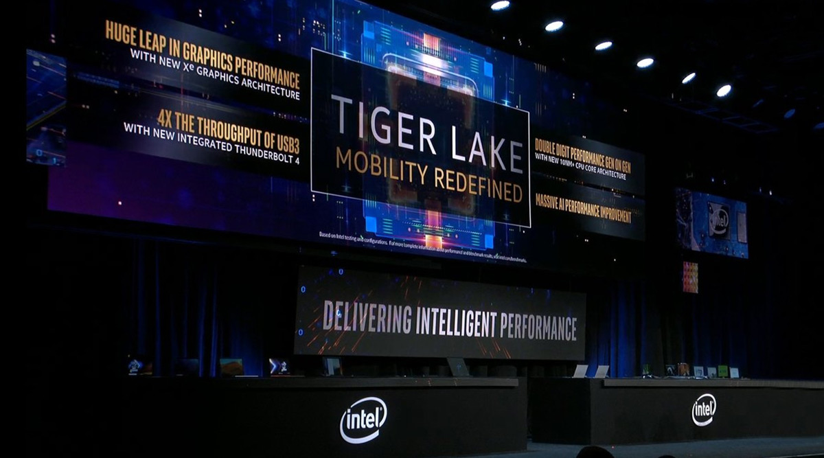Intel's Next-Gen Mobile Chip 'Tiger Lake' Officially Unveiled at CES 2020 Conference