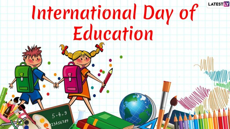 International Day of Education 2020: Date, Theme, History And Significance of the Observance That Promotes The Role of Education