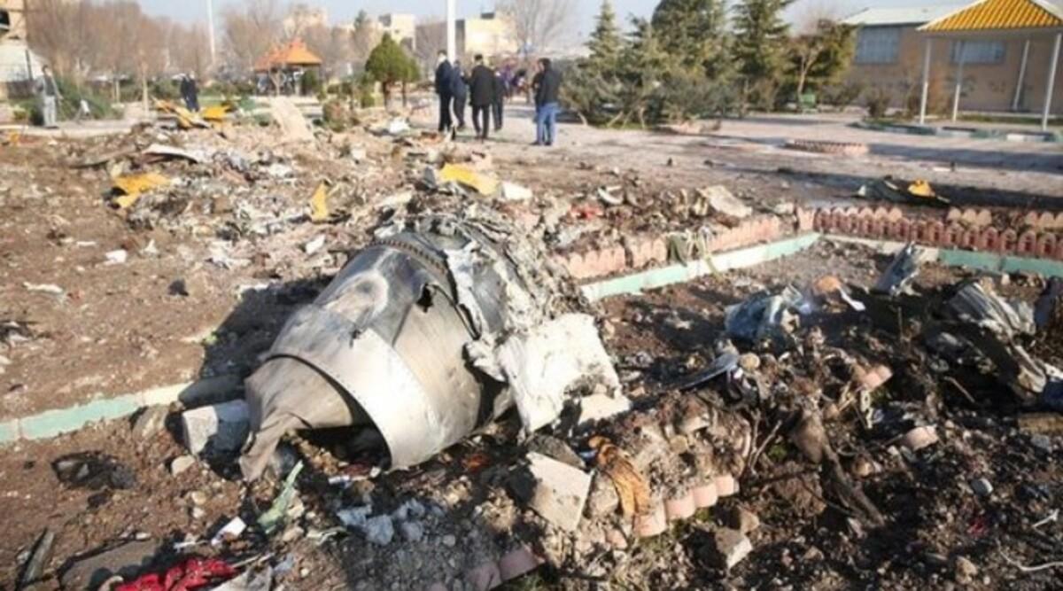 Iran Refuses to Give Black Box of Crashed Ukrainian Plane to Boeing