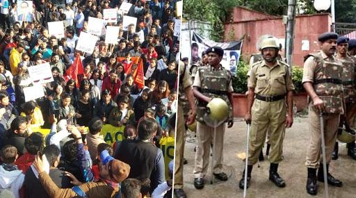 Jamia Millia Islamia Violence: Delhi Police Registers FIR Against 9 Accused, NHRC Panel Meets Injured Students