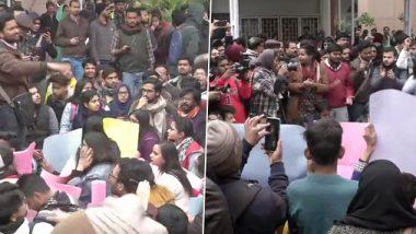 Jamia Millia Islamia Postpones Semester Exams Until Further Notice, Says Concerns of Agitating Students Heard by VC Najma Akhtar
