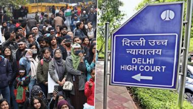 JNU Hostel Fee Hike: Students Move Delhi High Court, Seek Stay on Admin's Decision to Impose Late Fees on Students For Registrations