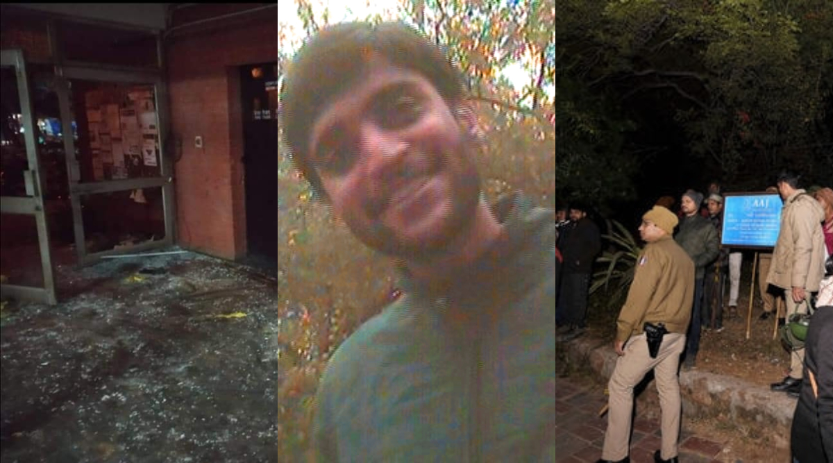 JNU Violence: After 'Sting Operation', Delhi Police Summons Suspects Akshat Awasthi, Rohit Shah; They Refuse to Join Probe