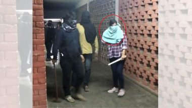 JNU Violence: SIT Team Identifies Masked Woman Seen in Videos as DU Student, Will Be Served Notice Soon to Join Probe