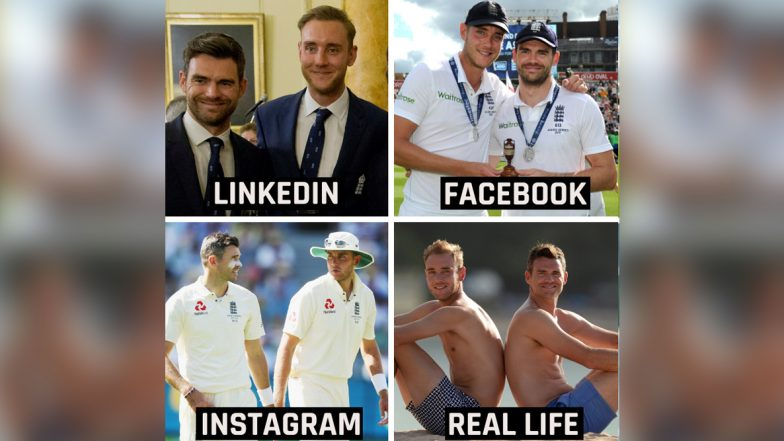 ICC Lauds Friendship Between James Anderson and Stuart Broad in Their Social Media Post