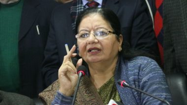 Jamia Millia Islamia Vice Chancellor Najma Akhtar Confronted by Angry Students Over Delhi Police Crackdown During Anti-CAA Protests