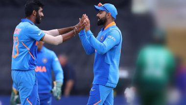Virat Kohli vs Jasprit Bumrah: Indian Captain Reveals What Happened When He Faced the Speedster in Nets Ahead of India vs Australia 1st ODI 2020 in Mumbai