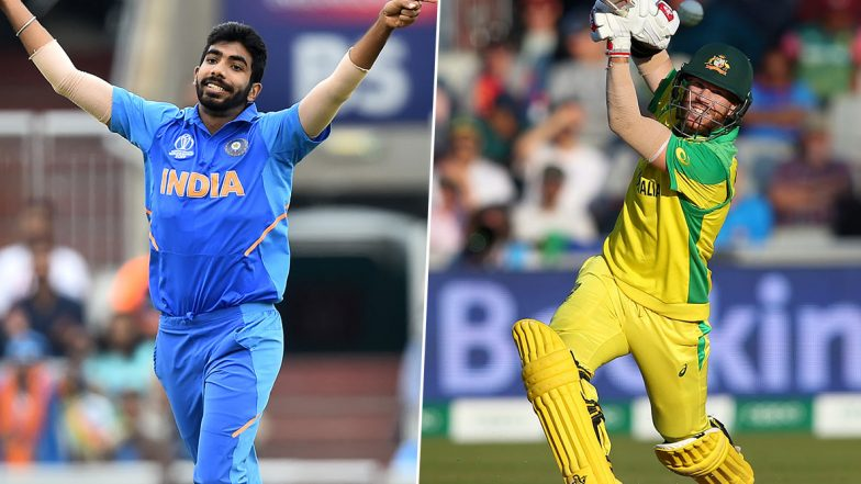 Australia vs India 2020-21 ODI Series: David Warner, Jasprit Bumrah and Other Key Players to Watch Out For in Three-Match One-Day Internationals