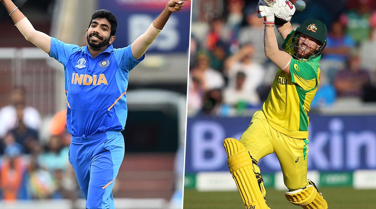 India vs Australia ODI Series 2020: Jasprit Bumrah vs David Warner, Virat Kohli vs Mitchell Starc in Mini Battles to Watch Out For