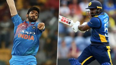 India vs Sri Lanka 2nd T20I 2020: Jasprit Bumrah vs Kusal Perera & Other Exciting Mini Battles to Watch Out for in Indore