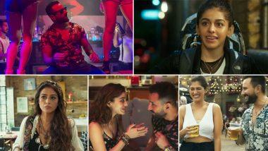 Jawaani Jaaneman Trailer: Saif Ali Khan, Tabu, Debutant Alaya Furniturewala Starrer Is Quirky, Complex and a Hilarious Family Drama (Watch Video)