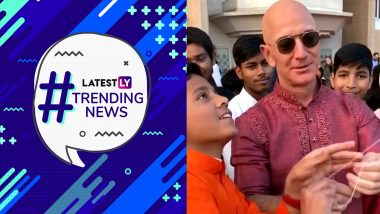 Jeff Bezos Flies A Kite On Makar Sankranti, Here's How To Chase Away A Mugger & Other Trending News