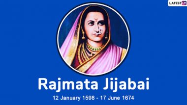 Rajmata Jijabai Jayanti 2020: Celebrating The Valour of 17th Century Maratha Queen Who Was the Pillar of Swaraj Movement