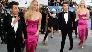 SAG Awards 2020: Sophie Turner and Joe Jonas Looked Like They Were Straight Out of a Fairytale in their Adorable Red Carpet Appearance (See Pics)