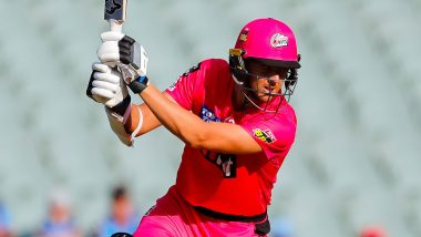Josh Hazlewood Hits Hat-Trick of Boundaries on Birthday As Sydney Sixers Beat Adelaide Strikers by 2 Wickets in BBL 2019–20, Watch Video