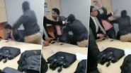 'Justification Chahiye' is Internet's New Fav After Video of Employee Beating Boss Goes Viral, Twitterati Relate to Incident by Posting Funny Memes and Jokes