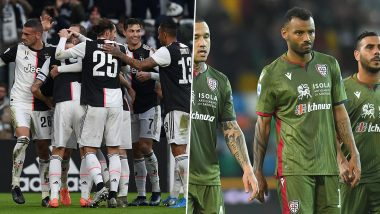 JUV vs CAG Dream11 Prediction in Serie A 2019–20: Tips to Pick Best Team for Juventus vs Cagliari Football Match