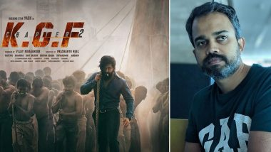 KGF: Chapter 2's Official Teaser Will Not Be Out on Yash's Birthday, Filmmaker Prashanth Neel Apologises to Fans (View Tweet)