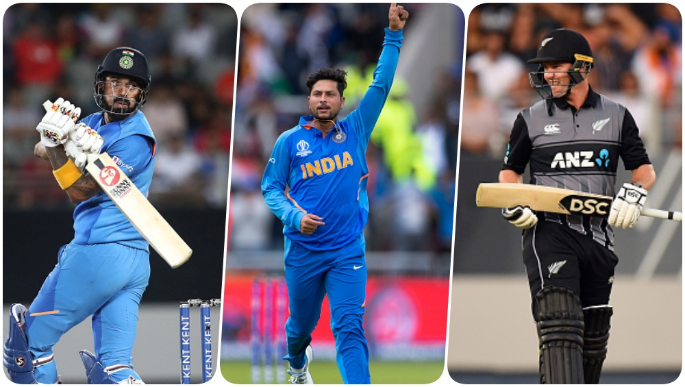 India vs New Zealand, 3rd T20I 2020, Key Players: Virat Kohli, KL Rahul, Colin Munro and Other Cricketers to Watch Out for in Hamilton