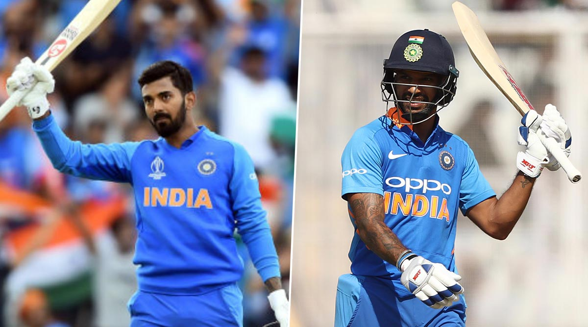 Competition Between Shikhar Dhawan and KL Rahul Healthy, Says Team India Batting Coach Vikram Rathour