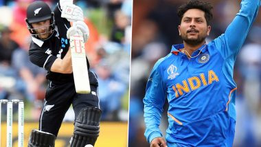 India vs New Zealand T20I Series 2020: Kane Williamson vs Kuldeep Yadav, Rohit Sharma vs Tim Southee in Mini Battles to Watch Out For