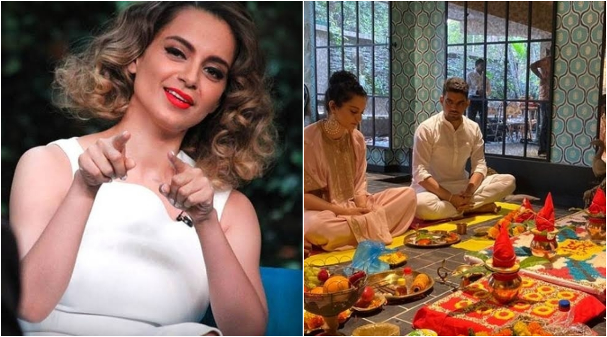 Kangana Ranaut's Brother Aksht Joins Her Production House, Actress Gets Trolled For NEPOTISM!