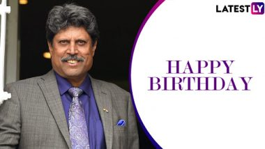 Happy Birthday Kapil Dev: Lesser Known Facts About India's 1983 World Cup Winning Captain