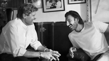 83 The Film: Kapil Dev Reveals How Ranveer Singh Started to Prep to Play the Former Team India Captain's Role