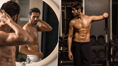 Kartik Aaryan Workout and Diet: Fitness Regime That Helps The 'Love Aaj Kal 2' Actor Maintain His Sculpted Body
