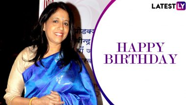 Kavita Krishnamurthy Birthday: Mera Piya Ghar Aaya and Other Songs By the Versatile Singer That Every 90s Kid Will Play on Loop!